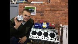 Ubityj Porsche Turbo S. Dorogostoyashhij remont motora. Monstr 7. 256x144 c - УБИТЫЙ PORSCHE TURBO S. ДОРОГОСТОЯЩИЙ РЕМОНТ МОТОРА. МОНСТР 7.-