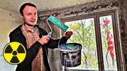 Remont kvartiry v Pripyati Pereehal zhit v CHernobylskuyu zonu 256x144 c - ✅РЕМОНТ КВАРТИРЫ В ПРИПЯТИ 😨 ПЕРЕЕХАЛ ЖИТЬ В ЧЕРНОБЫЛЬСКУЮ ЗОНУ-